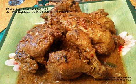 Bengali Chicken Roast