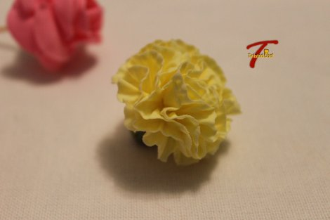 Edible Sugar Art Carnation