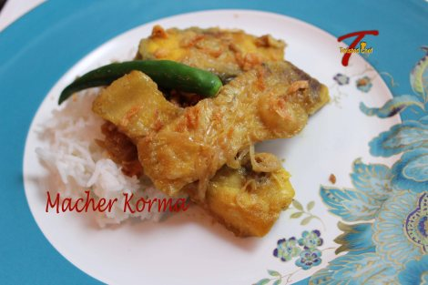 Macher Korma