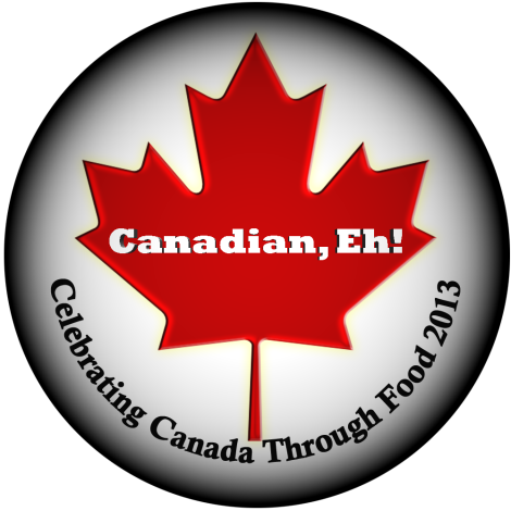 Canadian Eh Carnival Round Button