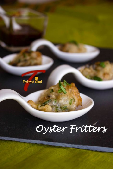 Oster Fritters