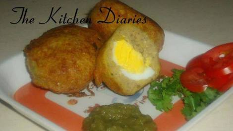 A Facebook Exclusive! This is a lovely kabab that can be enjoyed by itself or paired with a rice dish like biriyani. Picture Courtesy of Momina of Kitchen Diaries.