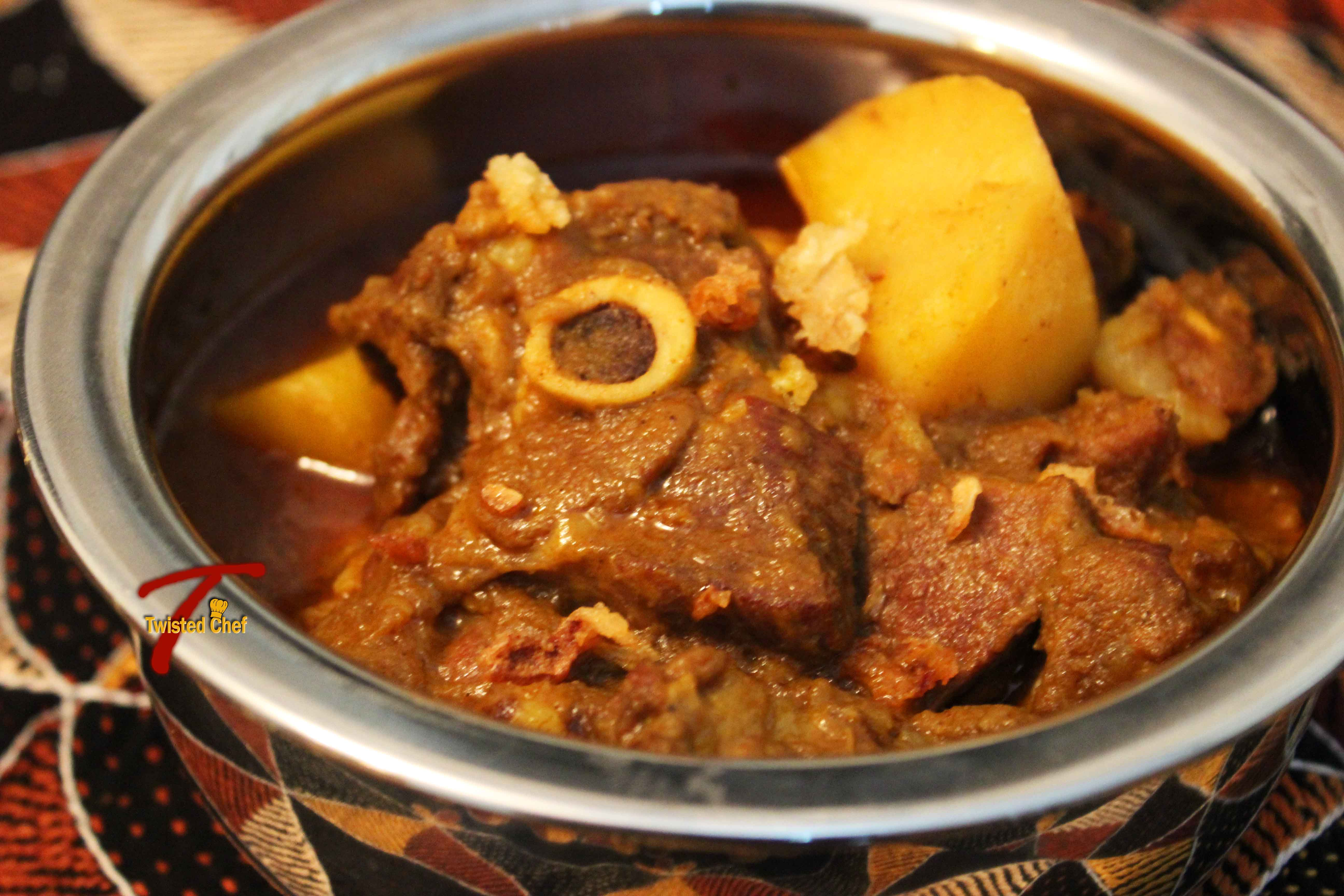 Basic Lamb Curry | Culinary Adventures of The Twisted Chef T