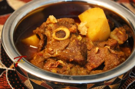 Basic Lamb Curry